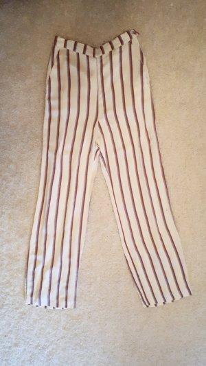 MNG SUIT Pantalón de cintura alta multicolor