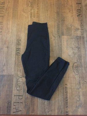 High waist Hose H&m Gr s xs schwarz jeans neu