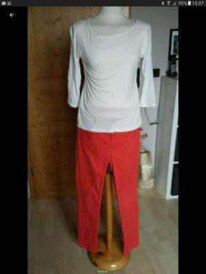high Waist Hose in rot,letzte Preissenkung