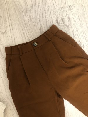 Pull & Bear Chinos cognac-coloured-brown