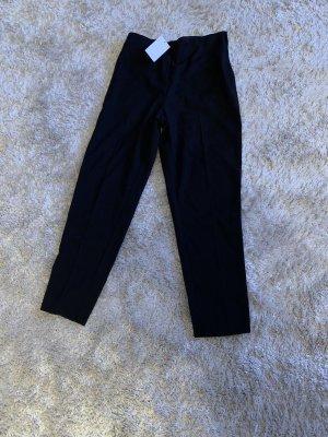 High-Waist Hose Stoff Gr36 S von H&M