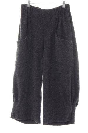 Pantalon taille haute taupe style rétro