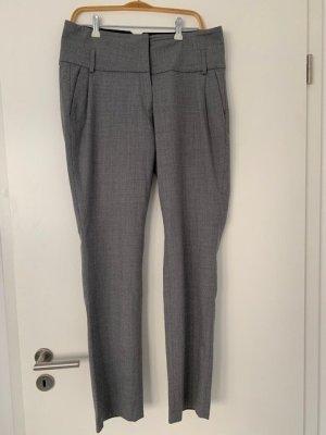 Baum und Pferdgarten High Waist Trousers grey-dark grey wool