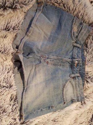 High waist hotpants