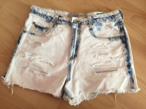 High Waist Hotpants Shorts Jeans