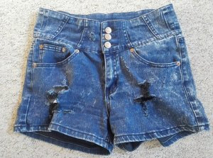 High Waist Hotpants, Usedlook
