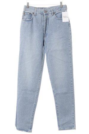 High Waist Jeans blau Casual-Look