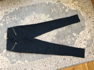 Vero Moda High Waist Jeans dark blue