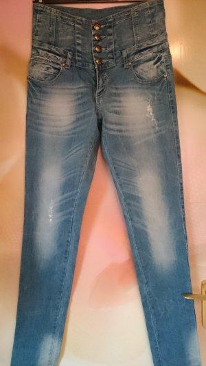High Waist Jeans Gr. 40