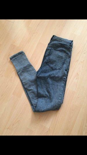 High Waist Jeans, Größe 34. Zara