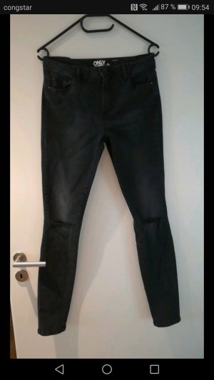 High Waist Jeans Only