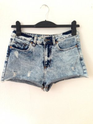 High Waist Jeans Shorts von Denim Co. in Größe 38, ungetragen