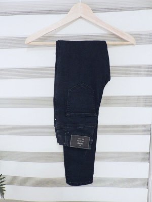 High Waist Jeans Vintage washed
