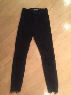 High waist jeans von Topshop