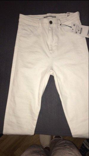 High Waist Jeans Zara