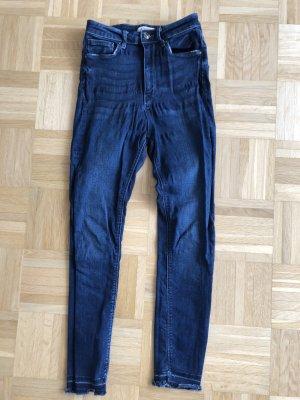 High Waist Jeans, Zara Gr. 36