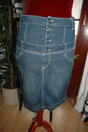 High Waist Jeansröcke von Vero  MOda GR 42