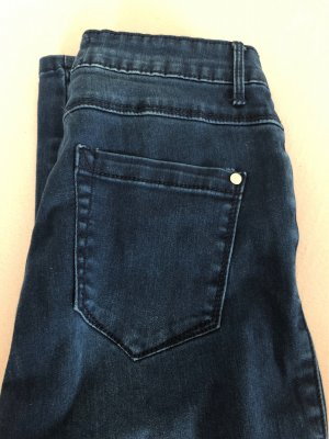 holly's High Waist Jeans dark blue