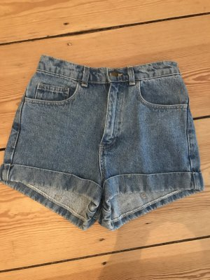 High Waist Klassiker American Apparel Shorts