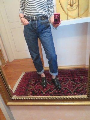 Levi's Jeans a vita alta multicolore Cotone