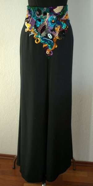 Pantalón anchos multicolor Viscosa