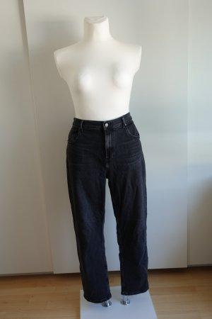Everlane Hoge taille jeans zwart