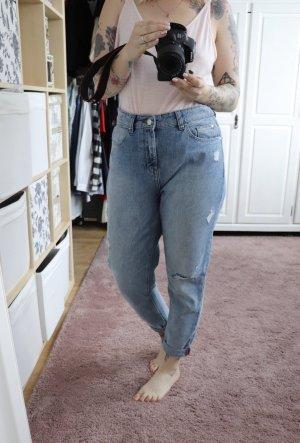 Esprit Hoge taille jeans veelkleurig