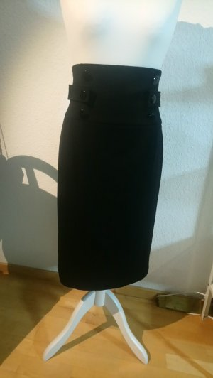 Yessica High Waist Skirt black