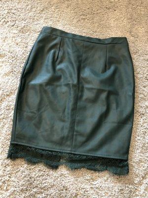 BPC Selection Premium High Waist Skirt forest green