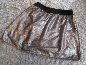 High Waist Rock Goldpailetten Tezenis 36 /S