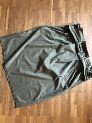 High-Waist Rock - olive - NEU - L - 40