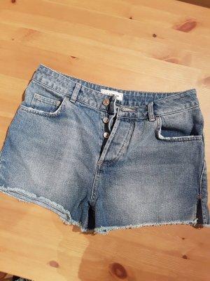 Pimkie Pantaloncino di jeans blu