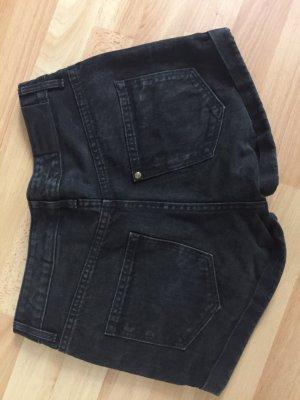 High-waist Short