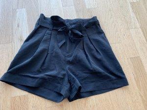 H&M High-Waist-Shorts multicolored