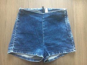 H&M Shorts blu-blu scuro
