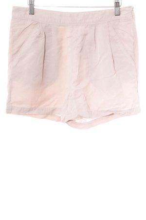 High-Waist-Shorts altrosa Casual-Look