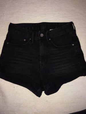 High waist Shorts aus H&m