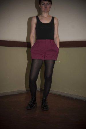 High Waist Shorts einmal getragen