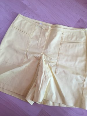 High Waist Shorts gelb Marc Aurel
