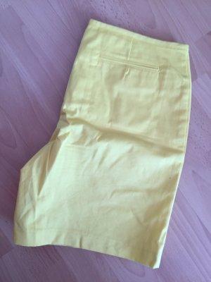 High Waist Shorts gelb Marc Aurel Sommer