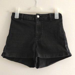 High-Waist Shorts H&M