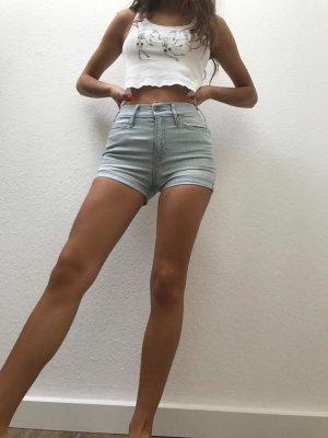 High Waist Shorts Hollister