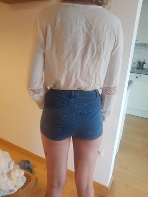 high waist shorts hotpants