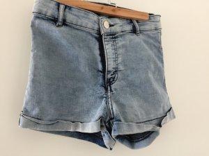 High Waist Shorts Jeans Gr 34