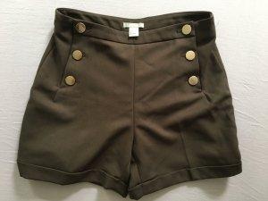 High-Waist-Shorts von H&M