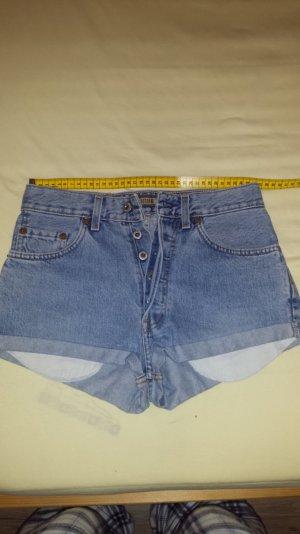 High Waist Shorts von Mustang