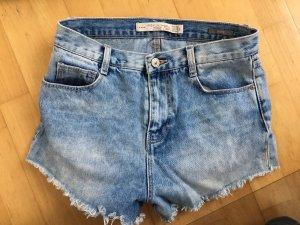 High Waist Shorts von Zara