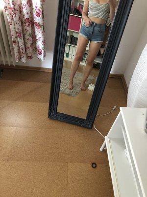 High-Waist Shorts, Zara