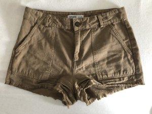 High-waist Shorts Zara
