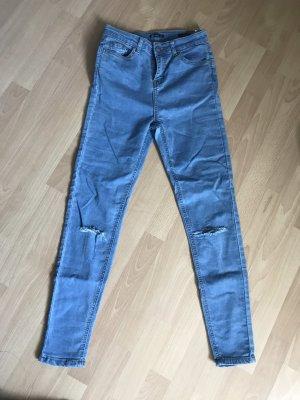 High Waist skinny fit Jeans von Mo